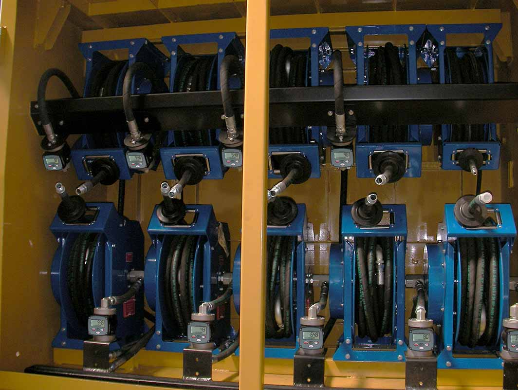 Hose & Cable Management Systems